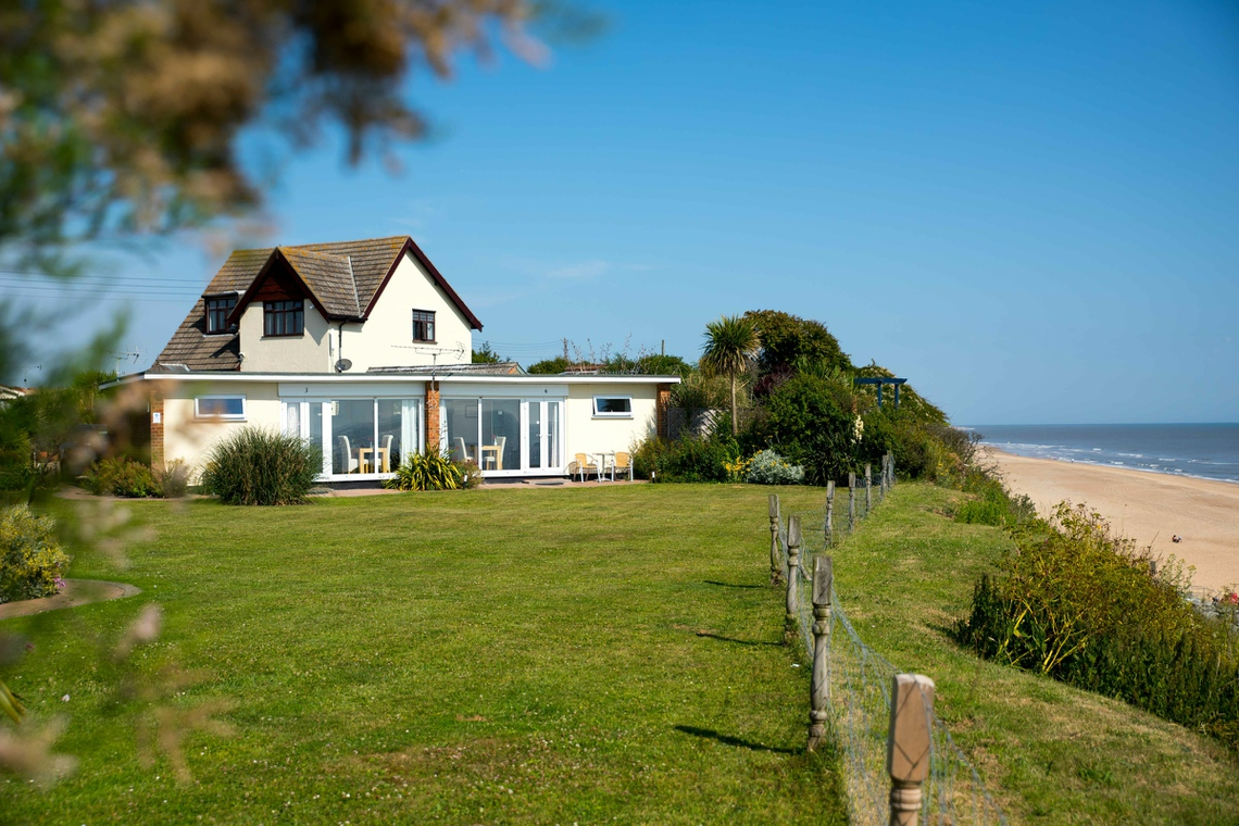 Beachside Holidays in Great Yarmouth Norfolk