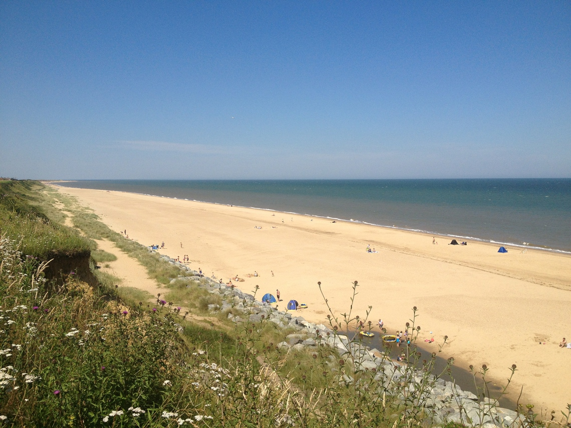 Self catering sea side holidays Geat Yarmouth Norfolk