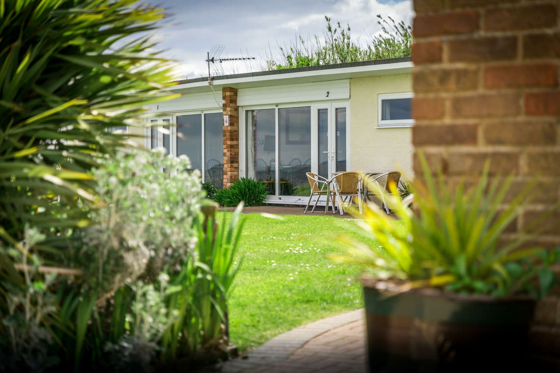 Hickling Chalet seaside holiday accommodation in Great Yarmouth Norfolk