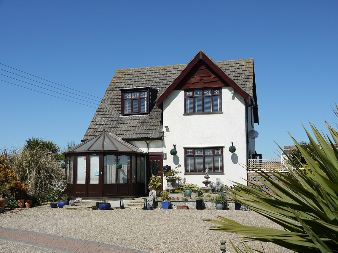 Beachside House seaside holiday accommodation in Norfolk